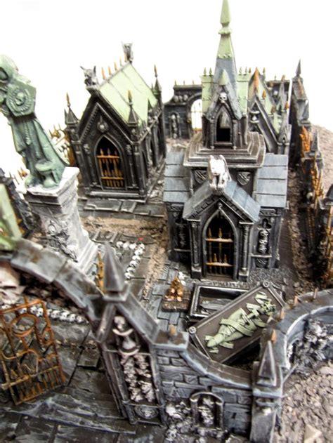 chaos garden of morr graveyard warhammer