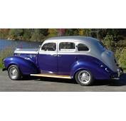 1939 Dodge D13 Sedan