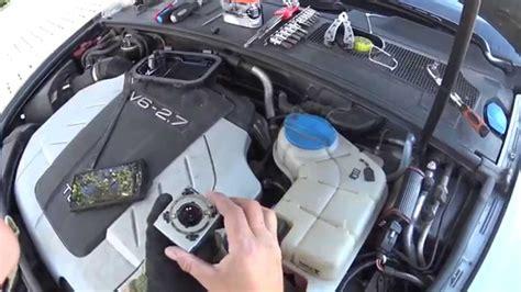 Audi A6 4b Bi Xenon by Wymiana Palnika Xenon Audi A6 C6 Youtube