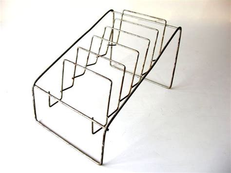 Wire Card Rack by Vintage Postcard Display Rack Wire General Store Counter