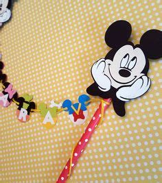 Bunting Banner Hbd Mickey Mouse Segilima 1000 images about we ve got ears on mickey mouse birthday mickey mouse and mickey