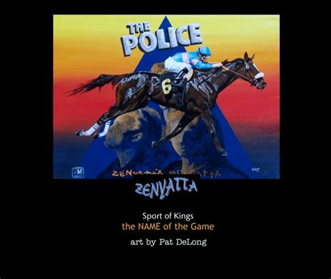libro the sport of kings sport of kings the name of the game de art by pat delong