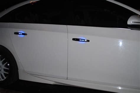 automotive led accent lights new place for a car led light led door handles auto
