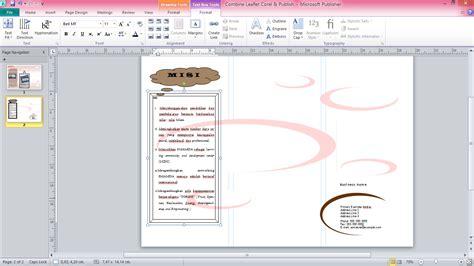 membuat poster dengan corel draw x3 membuat brosur di coreldraw x5 it s me farah s tutorial