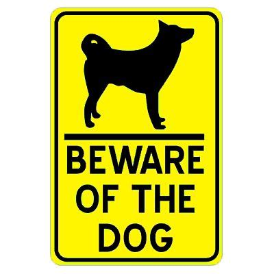 beware the dog house beware of the dog property sign krazy signs