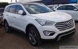 Hyundai Santafe 2016 Hyundai Santa F 233 2016 Chega 224 S Concession 225 Rias Do Brasil