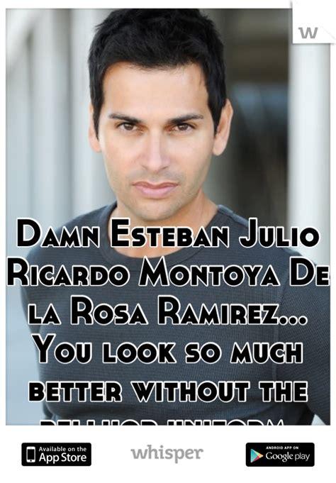 Esteban Julio Ricardo Dela Rosa Ramirez