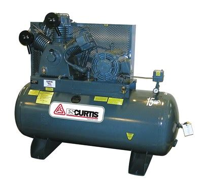 curtis air compressor  hp