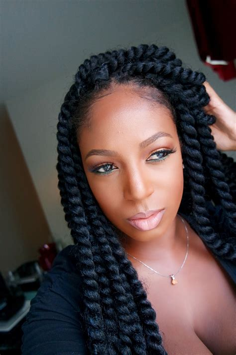 crochet braids hairstyles passionfruit and crochet braids sincerelytriciamichelle