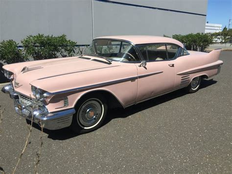 1958 cadillac coupe for sale 1958 cadillac series 62 coupe for sale