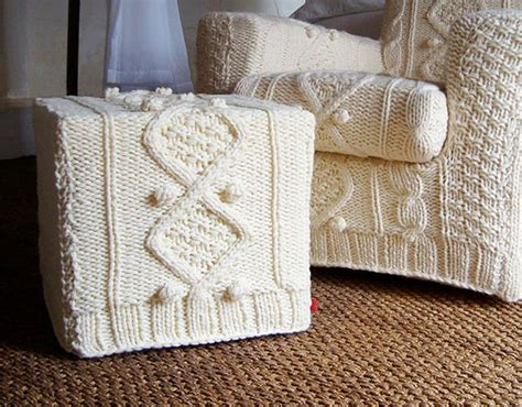knitted covers cool or fool sweater for your furniture home bunch