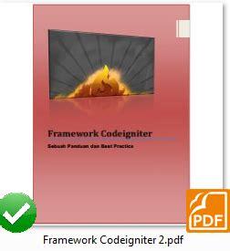 tutorial yii framework bahasa indonesia pdf kumpulan ebook pemrograman website php mysql bahasa