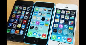 Image result for Compare iPhone 5 5C 5S. Size: 302 x 160. Source: www.youtube.com