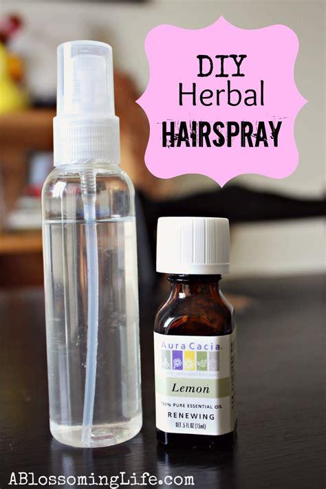 diy setting spray with hairspray top 11 diy hair spray recipes and healthy living