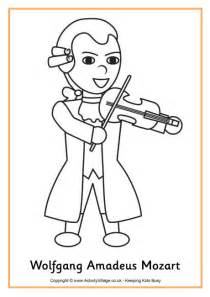 Galerry children s music coloring pages