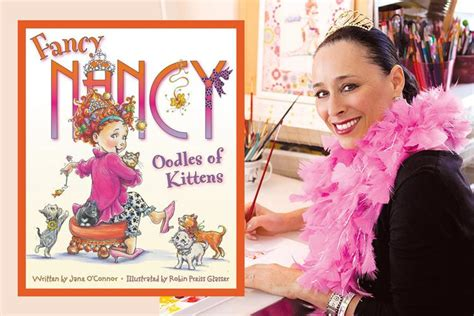 fancy nancy oodles of kittens books fancy nancy with robin preiss glasser copperfield
