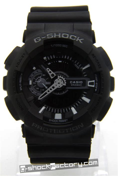G Shock Gw 9400 Black Orange g shock ga 110 matte black by www g