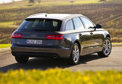 2012 audi wagon 2012 audi a6 avant on sale in australia performancedrive