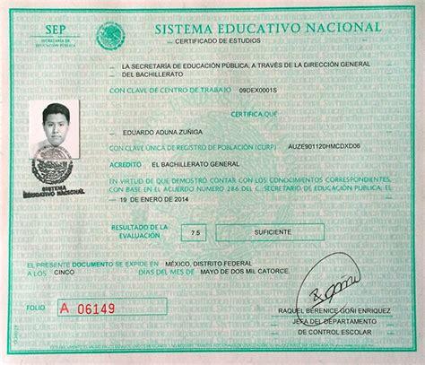 certificado de preparatoria certificado de preparatoria como obtener un certificado de secundaria