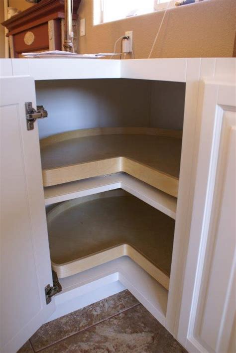 lazy susan for kitchen corner cabinet custom cabinet gadgets and add ons platinum cabinetry in