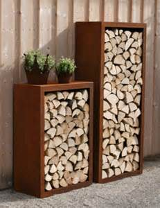 holz regal 10 ideen zu kaminholzregal auf brennholzregal