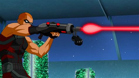 arsenal young justice image arsenal s cybernetic arm png young justice wiki