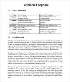 technical document template technical template 7 documents in psd