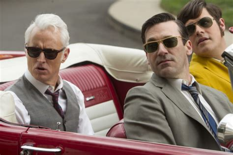 from don draper to roger sterling get the mad men look for your matthew weiner on those mad men promos vulture
