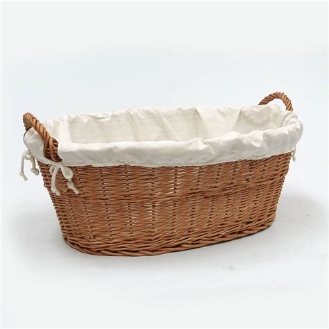 Wicker Laundry Basket Linen By Prestige Wicker Wicker Laundry