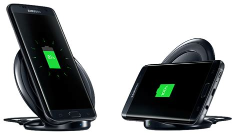 New Samsung Wireless Charger Fast Charging S6 S7 Note 4 Note 4 Ep Pn9 fast wireless charger pad with stand for samsung galaxy s7 edge s6 black new ebay