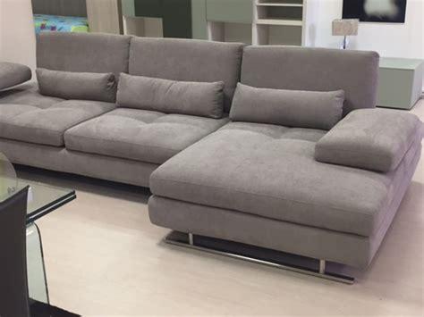 nicoletti divani prezzi divano nicoletti home serena divani con chaise longue tessuto