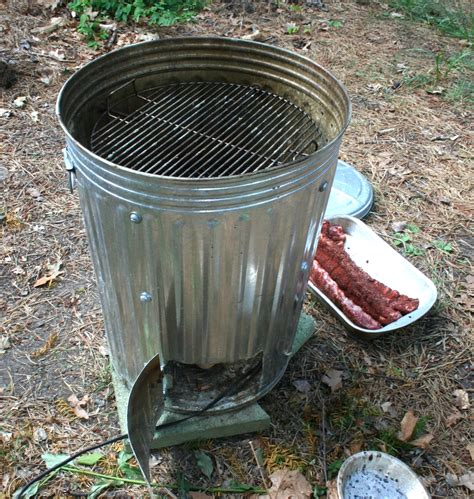 Handmade Pits - how to build your own bbq smoker grill details guide