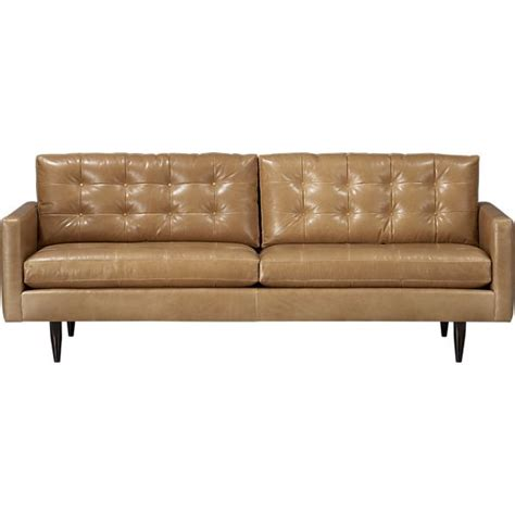 petrie leather sofa 187 best project roderick furniture accessories images