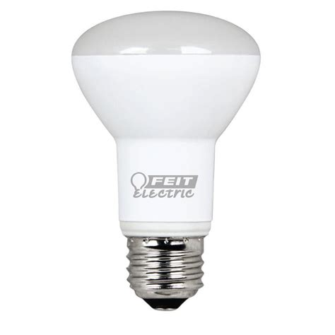 feit electric led light bulbs review feit electric 45w equivalent soft white r20 dimmable led