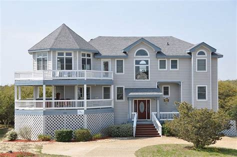 outer banks one bedroom rentals outer banks vacation rental six bedroom house ocean side