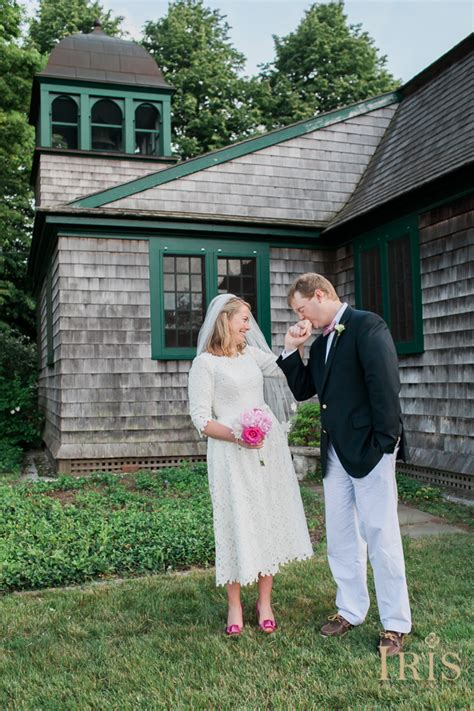 Backyard Wedding Connecticut Ct Backyard Wedding With Sperry Tent On The Ct Shoreline
