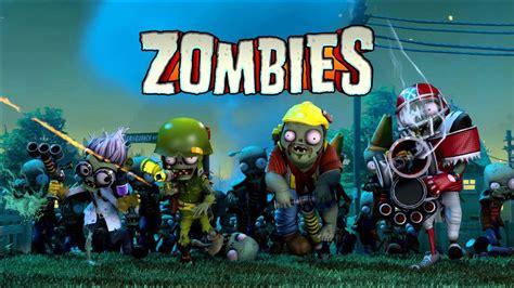 imagenes wallpapers de zombies plants vs zombies garden warfare fondos de pantalla