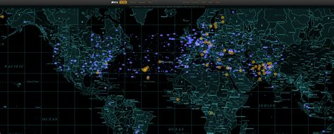 alive war room arma 3 alive war room clans and aos global map blue icons active groups blue dots inactive