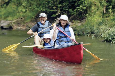 canoes hocking hills hocking hills adventures