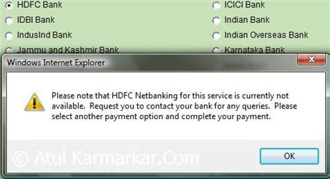 Hdfc Credit Card Bill Sle Want To Pay Hdfc Credit Card Bill Cooking With The Pros