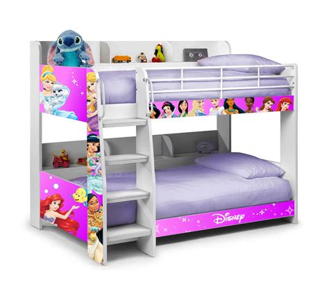 Disney Princess Bunk Bed Disney Princess White Bunk Bed Disney Princess Beds