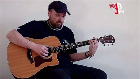 vasco chitarra tutorial come suonare quot una canzone per te quot di vasco