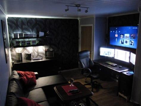 gaming room setup 25 best ideas about gaming rooms on pinterest computer