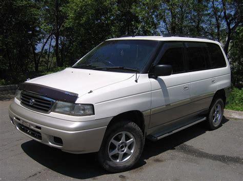 mazda mpv 1998 mazda mpv pictures 2500cc diesel automatic for sale