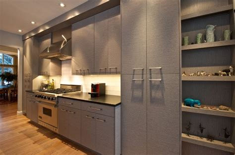 textured kitchen cabinets textured melamine contemporary other by mcphie cabinetry