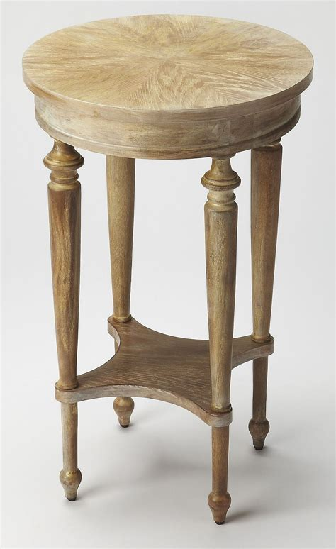 Driftwood Side Table Masterpiece Blackwell Driftwood Accent Table From Butler 2100247 Coleman Furniture