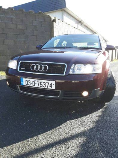 2003 audi a4 sale 2003 audi a4 for sale for sale in longford town longford