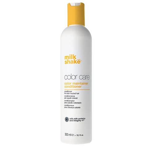 Five Conditioners For Coloured Hair by Milk Shake Color Maintainer Conditioner Z Oneconceptusa
