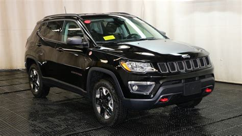 2018 Jeep Compass Trailhawk Sport Utility In