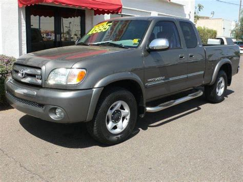 2003 Toyota Tundra For Sale Object Moved